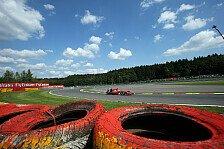 Formel 1 2018: Pirelli nominiert Reifen für Belgien & Japan