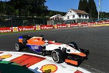 Formel 1 - Stevens schlägt Merhi im Manor-Duell