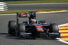 GP2 - Belgien-Pole für Stoffel Vandoorne
