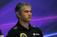 Formel 1 - Nick Chester: Singapur wird heiß