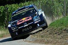 WRC - Rallye Frankeich: Heimspiel für Weltmeister Ogier