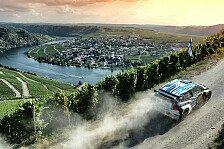 WRC - Vorschau: ADAC Rallye Deutschland 2016