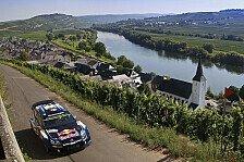 WRC - Rallye Deutschland: Ogier baut Vorsprung aus