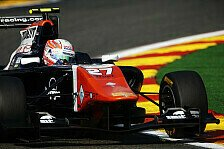 GP3 - Luca Ghiotto siegt vor Esteban Ocon