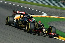 Formel 1 - Lotus Vorschau: Italien GP