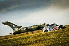 WRC - Volkswagen: Dreifachsieg bei Rallye-WM-Heimspiel