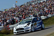 WRC - M-Sport sucht das australische Abenteuer