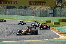 GP2 - Bilder: Belgien - 13. & 14. Lauf