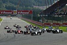 Formel 1 - Live-Ticker: Der Sonntag in Belgien