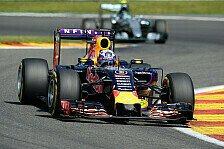 Formel 1 - Red Bull: Keine Mercedes Motoren 2016