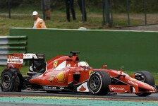 Formel 1 - Pirelli und Ferrari vor Aussprache
