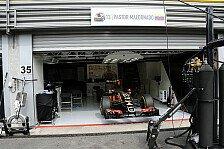 Formel 1 - Kaum zu glauben: Drittes Erstrundenaus für Lotus
