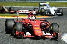 Formel 1 - Arrivabene: Strategie war kein Risiko