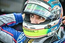 IndyCar - Indycar-Unfall: Justin Wilson verstorben