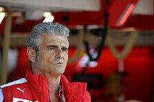 Formel 1 - Ferrari: Motoren-Updates in Monza