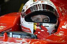 Formel 1 - Vettel: Das Team trifft keine Schuld