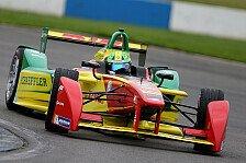 Formel E - ABT startet in die zweite Formel-E-Saison