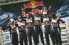 WRC - Jetzt oder nie: Heimsieg Pflicht für Volkswagen