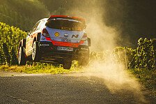 WRC - Umwelt steht bei der Rallye Deutschland im Fokus