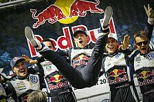 WRC - Ogier: Deutschland-Sieg 2015 einer der wichtigsten