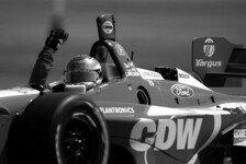 IndyCar - Wilson beerdigt