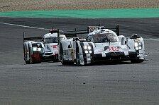 WEC - Live-Ticker: Die FIA WEC auf dem Nürburgring