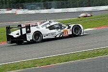 WEC - Porsche-Pole auf dem Nürburging