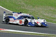 WEC - Texas-Bewährungsprobe für Toyota Gazoo Racing
