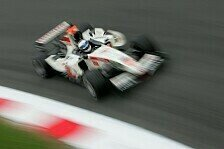 Formel 1 - Monza - Flache Flügel, hoher Speed
