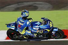 MotoGP - Suzuki steht am Freitag vor einem Rätsel