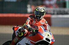 MotoGP - P8: Iannone hadert mit sich und der Welt