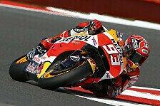 MotoGP - FP4: Marquez wieder da