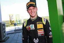Mehr Motorsport - Mick Schumacher startet in Indien