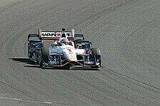 IndyCar - Krank: Power muss auf IndyCar-Auftakt verzichten