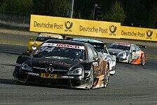 DTM - Oschersleben: Mercedes-Vorschau