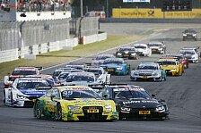 DTM - Rückkehr zu zehn Rennevents ab 2016?