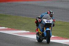 MotoGP - Redding trotz Sturz erstmals auf dem Podium