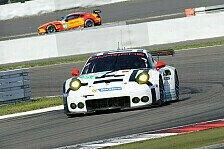 WEC - Porsche 911 RSR holt Doppelsieg