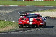 IMSA - Video: Daytona 2016: Der erste Renneinsatz des Ferrari 488 GTE