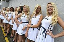 MotoGP - Bilder: Großbritannien GP - Girls