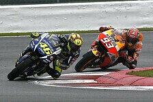 MotoGP - Marquez sieht Honda noch im Hintertreffen