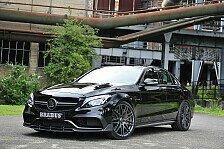 Auto - Neues Tuning für Mercedes C 63S