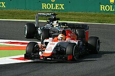 Formel 1 - Wolff: Mit Mercedes greift Manor das Mittelfeld an