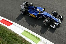 Formel 1 - Trotz Strafe: Ericsson ist der Mann der Stunde