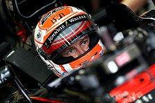 Formel 1 - Button gesteht miese Kommunikation bei McLaren