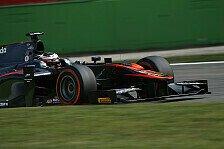 Formel 1 - Vandoorne vor ungewisser Zukunft