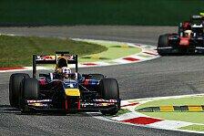 GP2 - Pierre Gasly in Monza auf Pole
