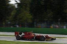 GP2 - Rossi schlägt Vandoorne in Monza
