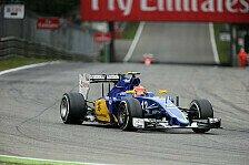 Formel 1 - Sauber: Q3 und Punkte in Reichweite