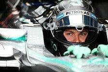 Formel 1 - Coulthard und Webber schreiben Rosberg ab